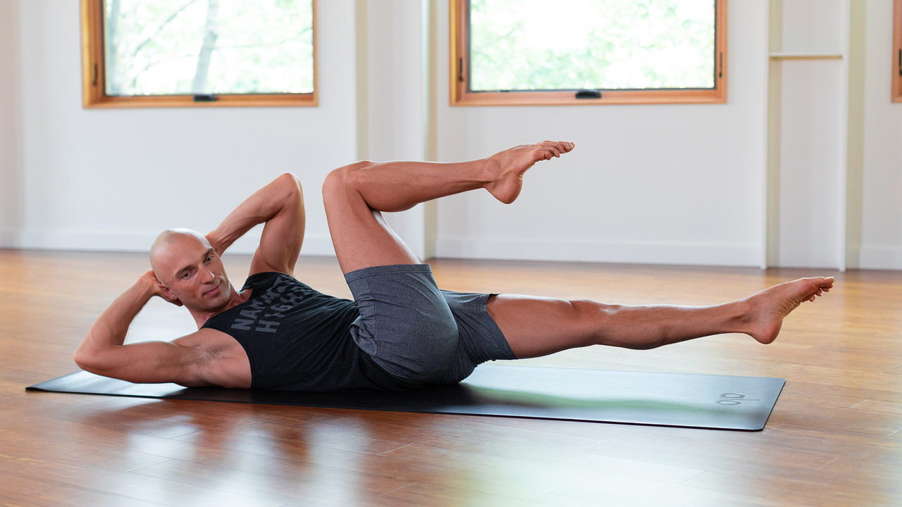 20-Minute Core Sweat