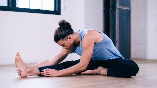"Jonah Kest's ""Yin Ritual"" Online Video Workouts on Alo Moves"
