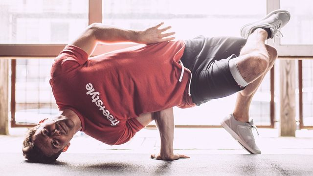 """Carl Paoli's """"Freestyle MoveStrong I"""" Online Video Workouts on Cody"""