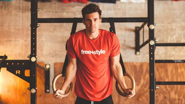 """Carl Paoli's """"Freestyle MoveStrong IV"""" Online Video Workouts on Cody"""