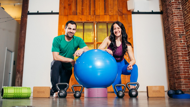 """Physical Therapy"" Online Video Workouts on Alo Moves"