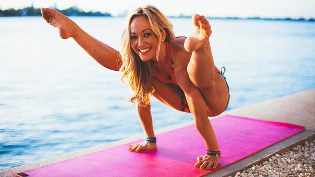 "Kino MacGregor's ""Ashtanga Yoga Primary Series"" Online Video Workouts on Cody"