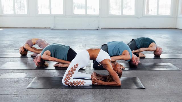 """Koya Webb's """"Breathing Into Backbends"""" Online Video Workouts on Alo Moves"""