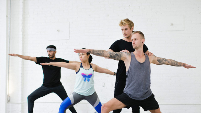 "Josh Kramer's ""Hatha-Yin Hybrid"" Online Video Workouts on Alo Moves"