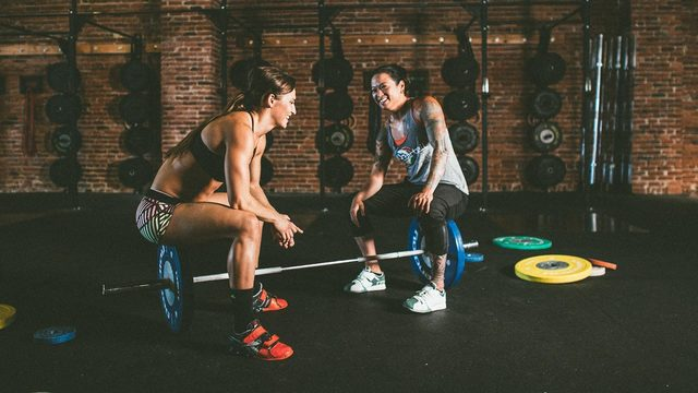 "Diane Fu & Andrea Ager's ""Rise Strength"" Online Video Workouts on Cody"
