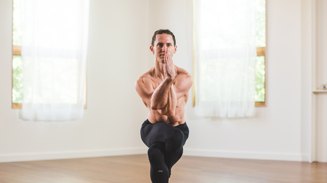 "Jared McCann's ""Classic Hatha"" Online Video Workouts on Alo Moves"