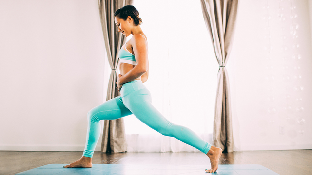"Briohny Smyth's ""Prenatal Glow: 1st Trimester"" Online Video Workouts on Alo Moves"