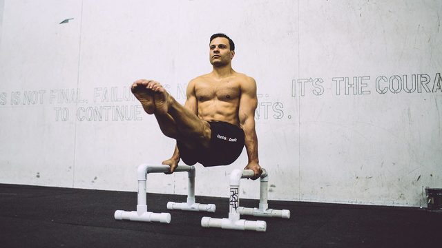 "Dave Durante's ""Gymnastics Strength Virtuosity"" Online Video Workouts on Cody"
