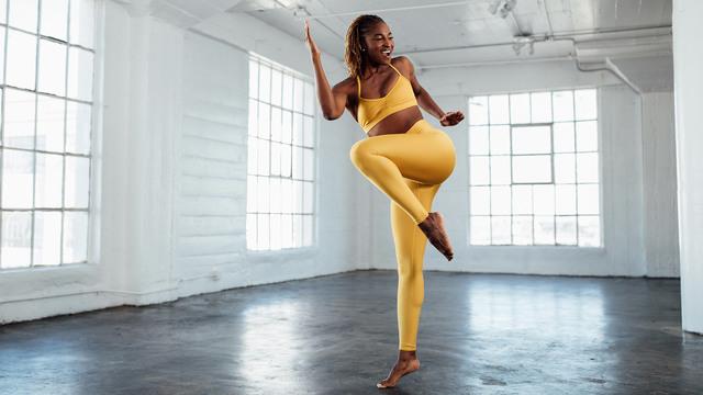 "Koya Webb's ""Yoga HIIT"" Online Video Workouts on Alo Moves"