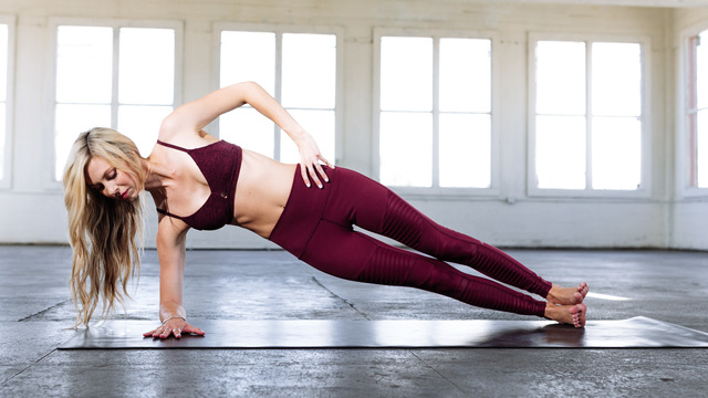 "Ashley Galvin's ""Thirty30 Burn"" Online Video Workouts on Alo Moves"