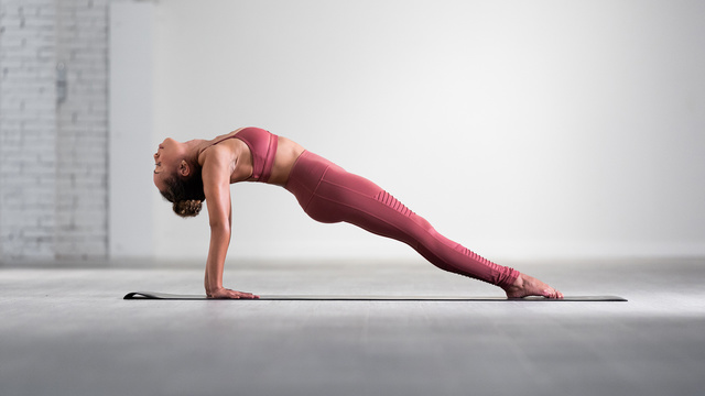 "Laruga Glaser's ""Ashtanga: Step By Step"" Online Video Workouts on Alo Moves"