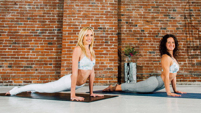 "MacKenzie Miller's ""Introduction to Yoga"" Online Video Workouts on Alo Moves"