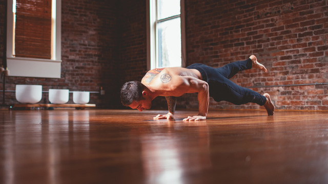 "Dylan Werner's ""Vinyasa Evolution"" Online Video Workouts on Cody"