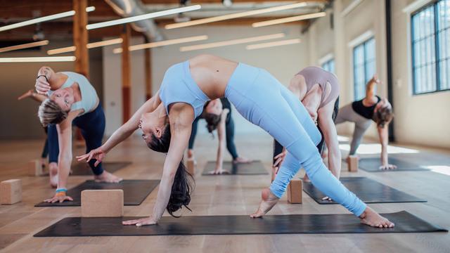 "Melini Jesudason's ""Total Body Dynamic Flexibility Flow"" Online Video Workouts on Alo Moves"