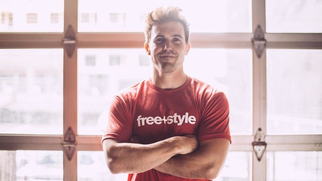 """Carl Paoli's """"Freestyle MoveStrong III"""" Online Video Workouts on Cody"""