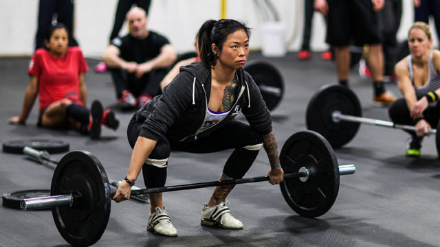 "Diane Fu's ""Olympic-Style Lifting"" Online Video Workouts on Cody"