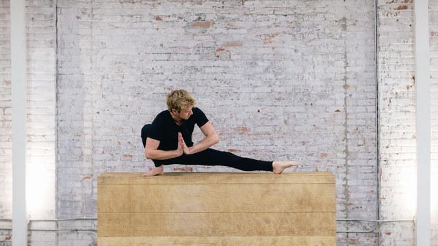 "Josh Kramer's ""Yogi Leg Day"" Online Video Workouts on Alo Moves"