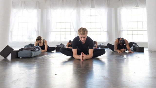 """Josh Kramer's """"Yin for the Hips"""" Online Video Workouts on Alo Moves"""