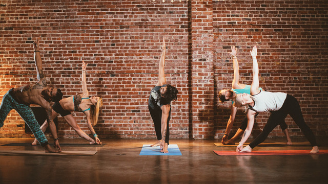 "Patrick Beach's ""Energizing Vinyasa"" Online Video Workouts on Alo Moves"
