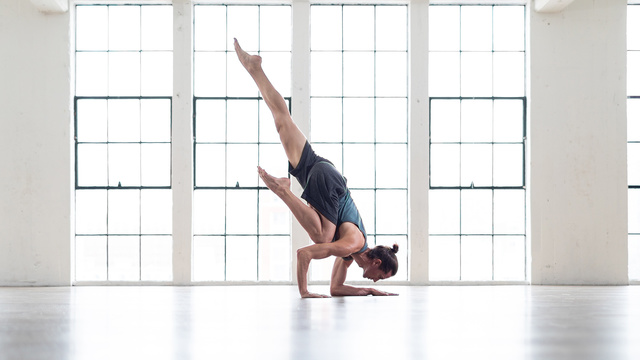 "Jared McCann's ""Classical Vinyasa"" Online Video Workouts on Alo Moves"