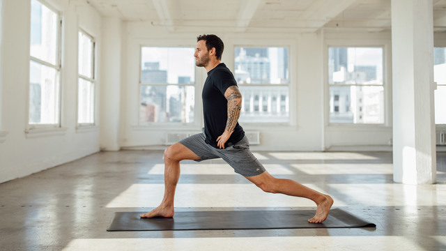 "Calvin Corzine's ""Morning Jolt"" Online Video Workouts on Alo Moves"