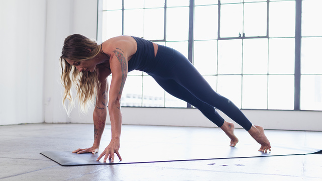 """Hannah Haller's """"Wrist Health"""" Online Video Workouts on Alo Moves"""