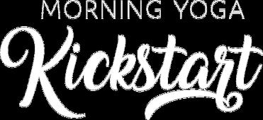Morning Yoga Kickstart
