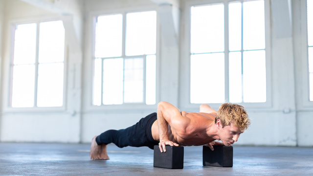 "Josh Kramer's ""The Stack"" Online Video Workouts on Alo Moves"