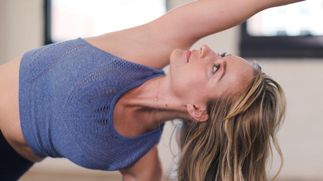 "Caley Alyssa's ""Vinyasaless Vinyasa"" Online Video Workouts on Alo Moves"