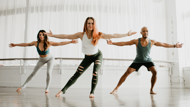 "Adrienne Kimberley's ""For the Love of Barre"" Online Video Workouts on Alo Moves"