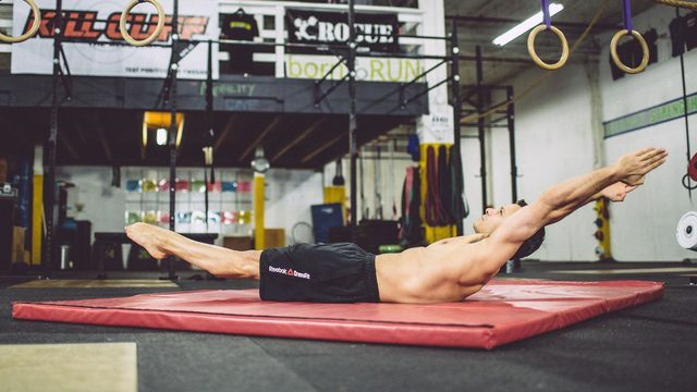 "Dave Durante's ""Gymnastics Core Virtuosity"" Online Video Workouts on Alo Moves"